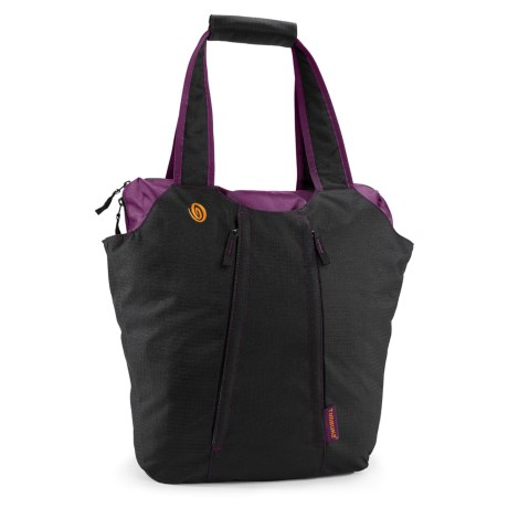 Timbuk2 Skylark Tote Bag in Black/Village Violet