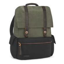 Timbuk2 Sunset Backpack in Gi Green/Black - Closeouts
