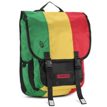Timbuk2 Swig Backpack - Small in Emerald/Reso Yellow/Bixi Red - Closeouts