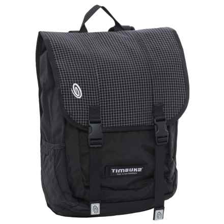 Timbuk2 Swig Laptop Backpack in Black/White Grid - Closeouts