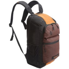 Timbuk2 Sycamore Laptop Backpack in Peanut/Black/Dark Brown - Closeouts