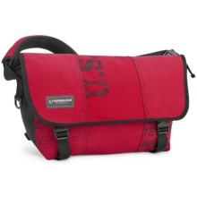 Timbuk2 Terracycle Classic Messenger Mail Bag - Small in Crimson - Closeouts