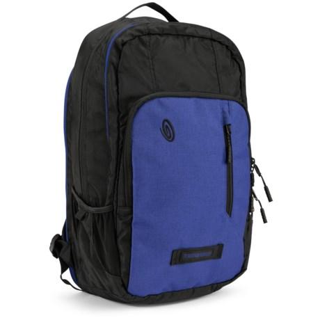 Timbuk2 Uptown Laptop TSA-Friendly Backpack in Cobalt Full-Cycle Twill