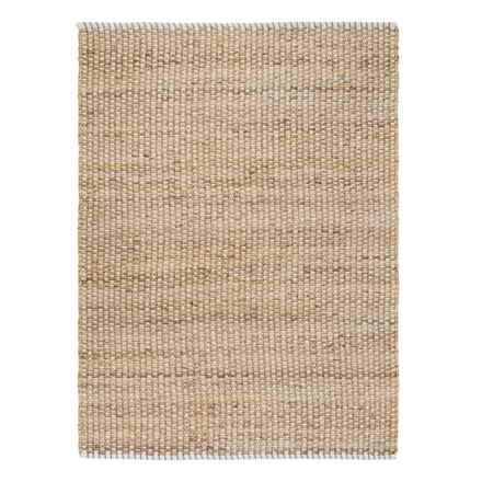 Timbuktu Dockside Jute-Cotton Area Rug - 5x7' in Denim - Overstock