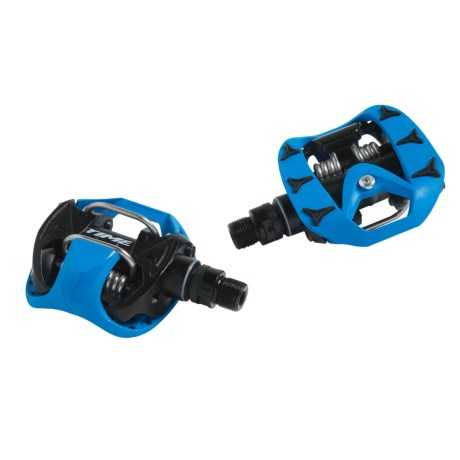 Time Sport All Road Gripper Clipless Pedals in Blue