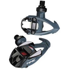 Time Sport IClic2 Fiberflex Road Pedals in Anthracite - Closeouts