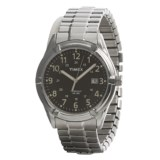 Timex Easton Avenue Main Street Collection Watch - Stainless Steel Bracelet