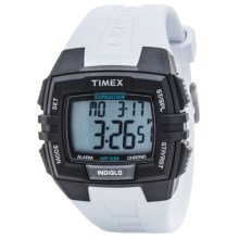 Timex Expedition Chrono Alarm Timer Watch - Digital in Black/White - Closeouts