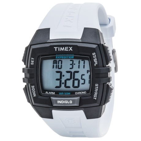 Timex Expedition Chrono Alarm Timer Watch Digital