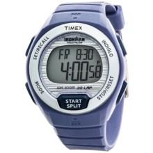 Timex Ironman Oceanside 30-Lap Digital Watch (For Women) in Lavendar - Closeouts