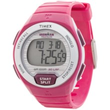 Timex Ironman Oceanside 30-Lap Digital Watch (For Women) in Pink - Closeouts
