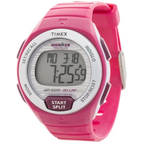 Timex Ironman Oceanside 30 Lap Digital Watch (For Women)