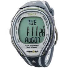 Timex Ironman® Sleek 250 Mid-Size Sport Watch (For Men) in Grey/Light Grey - Closeouts
