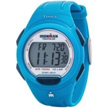 Timex Ironman Triathlon Gents Watch - Resin Strap in Blue - Closeouts