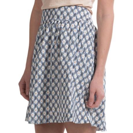 Tin Haul Ikat Print Skirt (For Women) in Indigo