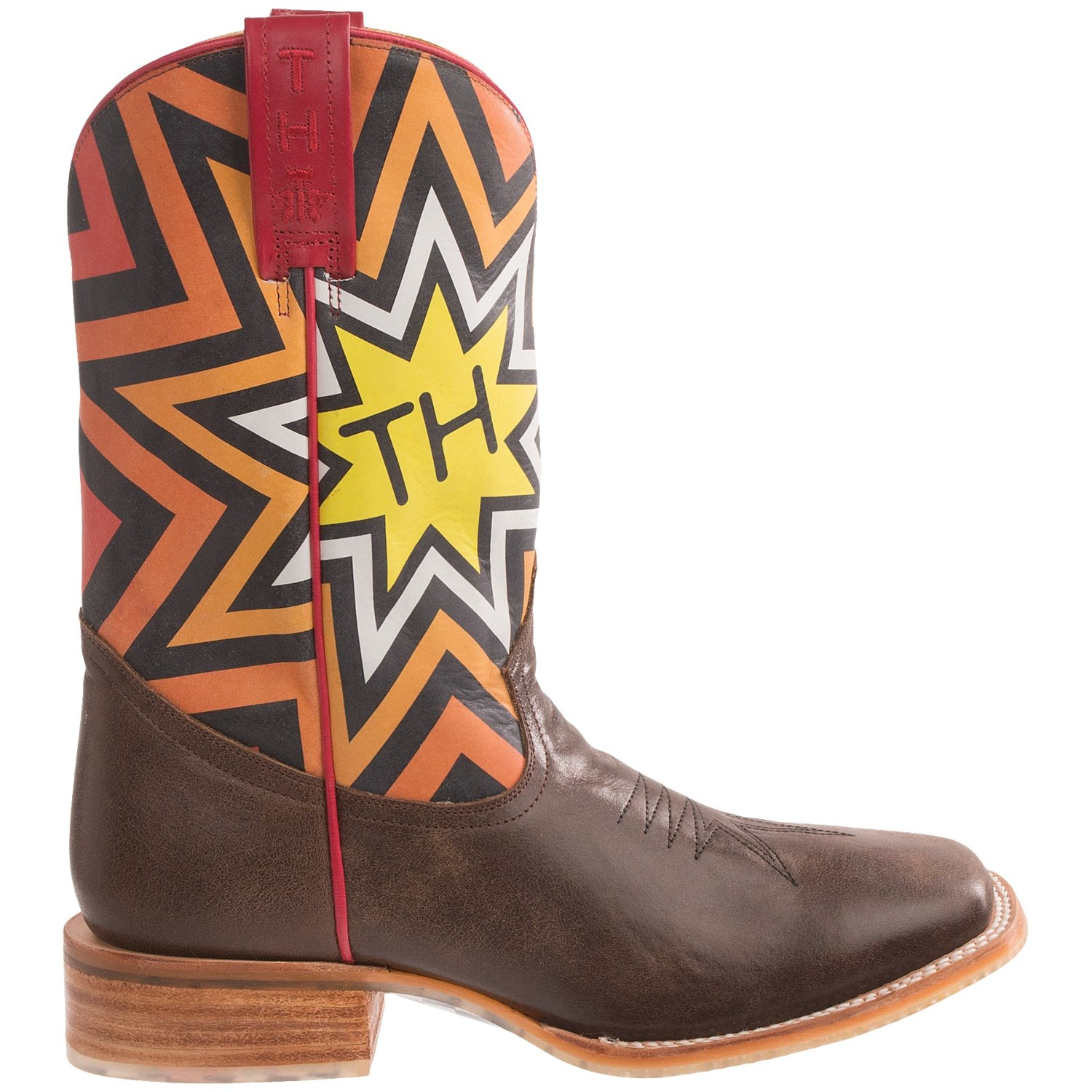 d418afa9142 Tin Haul Rockstar Cowboy Boots For Men Save 68