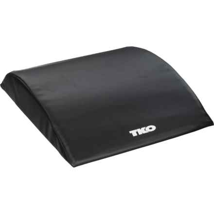 TKO Crunch Mat in Black