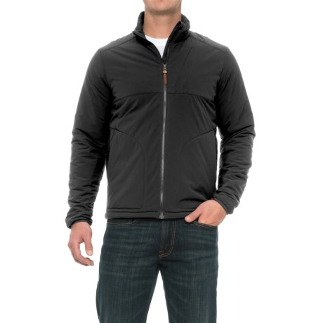 Toad&Co Aerium Jacket - Insulated (For Men) in Black