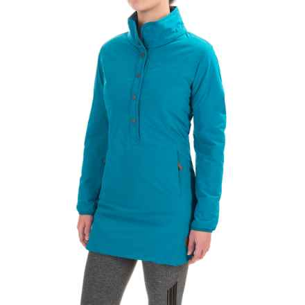 Toad&Co Aerium Packable Coat - Insulated (For Women) in Seaport - Closeouts