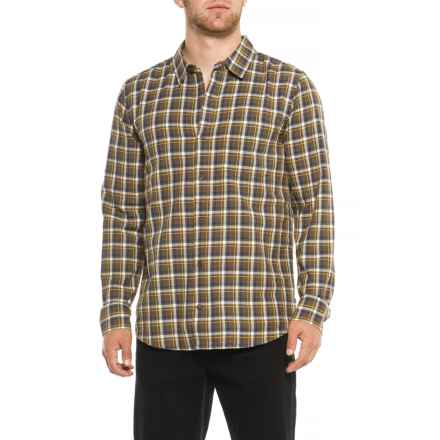 25d68b47 Toad&Co Airscape Shirt - Organic Cotton, Long Sleeve (For Men) in Jeep -