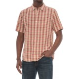 Toad&Co Airscape Shirt - Organic Cotton, Short Sleeve (For Men)