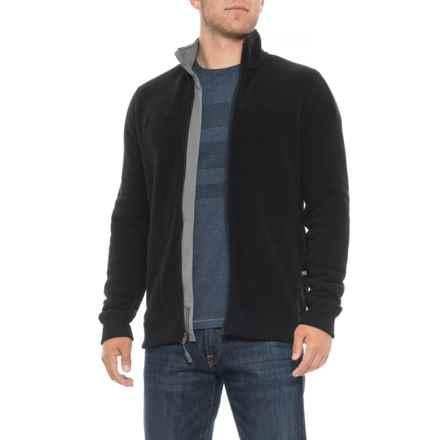 Toad&Co Ajax Fleece Jacket (For Men) in Black - Overstock