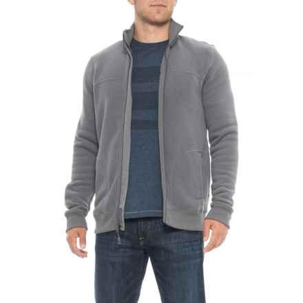 Toad&Co Ajax Fleece Jacket (For Men) in Smoke - Overstock