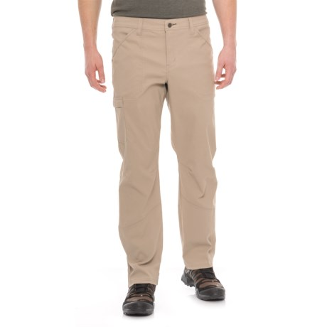 Toad&Co Barrow Pants - UPF 40+ (For Men) in Buckskin