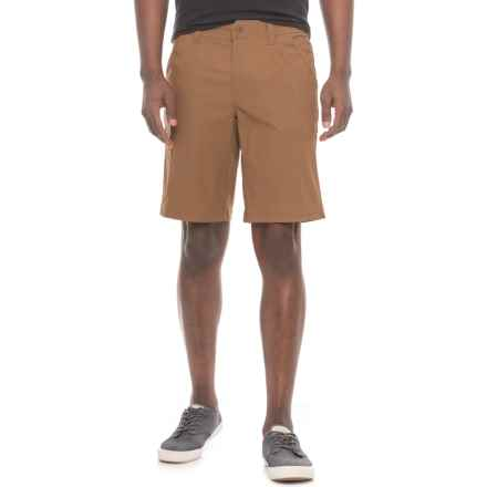 Toad&Co Barrow Shorts - UPF 40+ (For Men) in Seal Brown - Closeouts