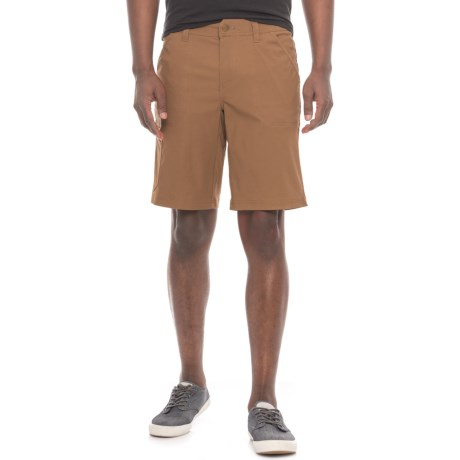 Toad&Co Barrow Shorts - UPF 40+ (For Men) in Seal Brown
