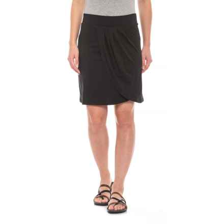 5e4048a92 Toad&Co Black Adella Skirt (For Women) in Black - Closeouts