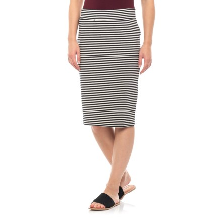 419d9dc14a98 Toad Co Black Stripe Transito Skirt (For Women) in Black Stripe - Closeouts