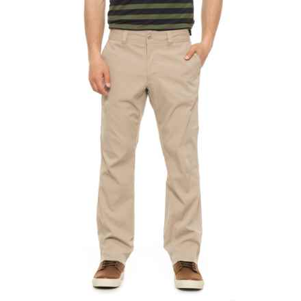 Toad&Co Contrail Pants - UPF 40+ (For Men) in Buckskin - Closeouts