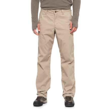 Toad&Co Debug Trailblaze Pants - UPF 40+ (For Men) in Buckskin - Overstock