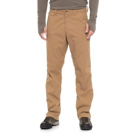 Toad&Co Debug Trailblaze Pants - UPF 40+ (For Men) in Honey Brown