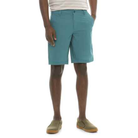 Toad&Co Drop-In Shorts - UPF 40+ (For Men) in Hydro - Closeouts