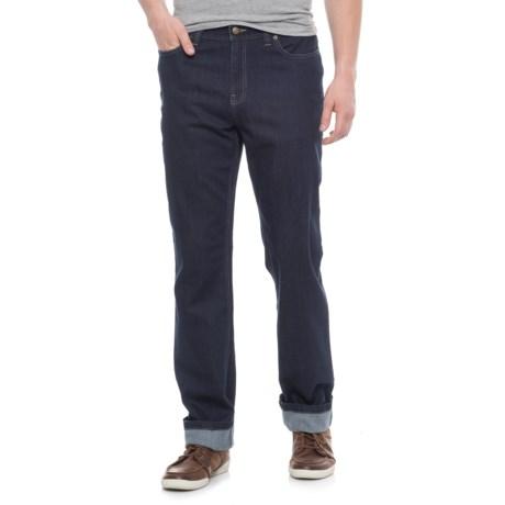 Toad&Co Drover Denim Jeans (For Men) in Dark Denim