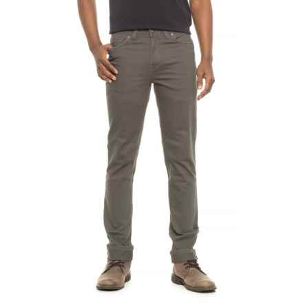 Toad&Co Drover Denim Jeans (For Men) in Smoke - Closeouts