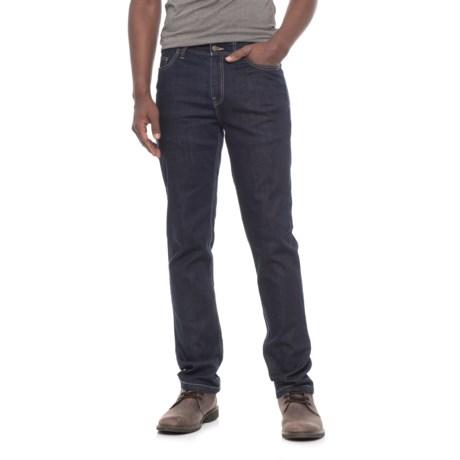 Toad&Co Drover Lean Denim Jeans (For Men) in Dark Denim