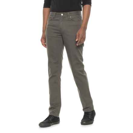 Toad&Co Drover Lean Denim Jeans (For Men) in Smoke - Closeouts