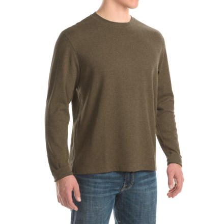 b927d47d2bb47 Toad&Co Framer Crew Shirt - Long Sleeve (For Men) in Jeep - Closeouts