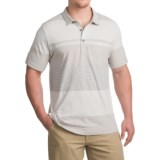 Toad&Co Jack Polo Shirt - Organic Cotton, Short Sleeve (For Men)