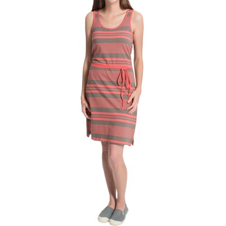 ToadandCo Keyhole Dress Organic Cotton Modal, Sleeveless (For Women)