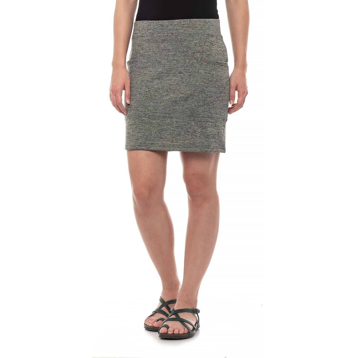 b6eaa9ccd3 Toad&Co Light Ash Intermezzo Skirt - UPF 40+ (For Women) in Light Ash ...