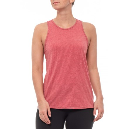 fe422a7f9af4f Toad Co Parakeet Red Stripe Swifty Vent Tank Top - UPF 40+ (For Women)