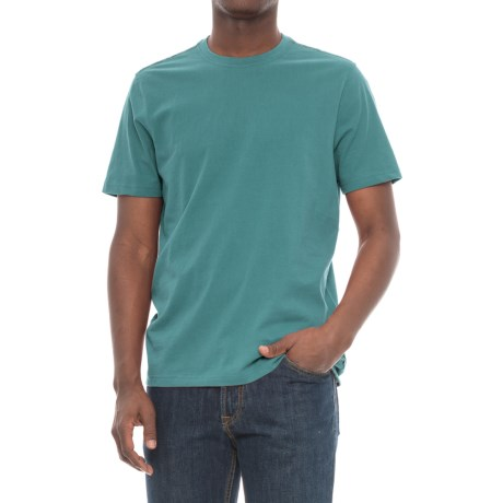 Toad&Co Peter T-Shirt - Organic Cotton, Short Sleeve (For Men) in Hydro