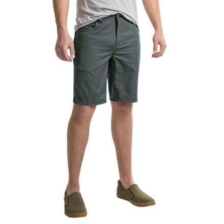 Toad&Co Rover Shorts - UPF 40+ (For Men) in Dark Graphite - Closeouts