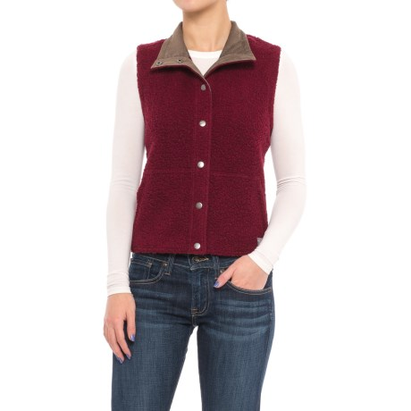 Toad&Co Sheridan Sherpa Vest (For Women)
