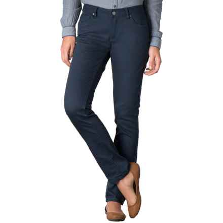 Toad&Co Silvie Skinny Jeans - Organic Cotton (For Women) in Deep Navy - Closeouts