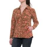 Toad&Co Sundowner Lightweight Microfleece Shirt - Long Sleeve (For Women)